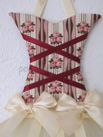 Ivory Cottage Mini Tutu Bow Holder